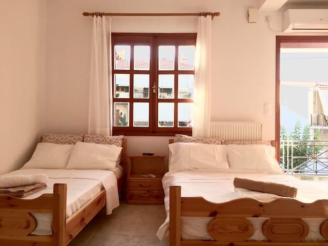 [1] - Cozy apartment in Tyros beach - Paralia Tyrou - Appartement