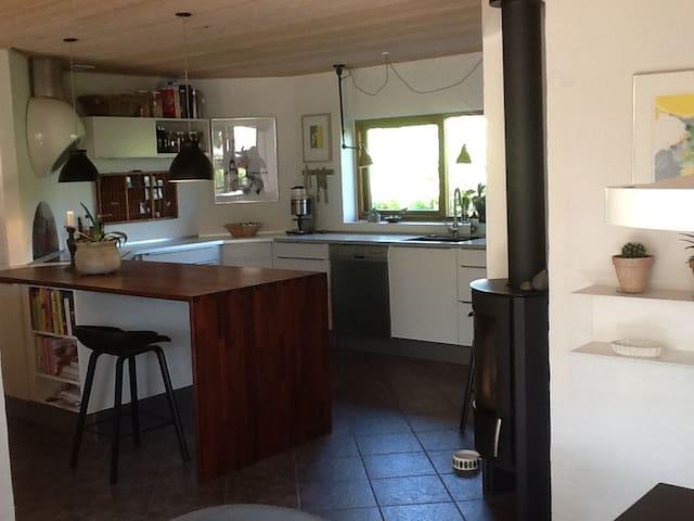 Villa nær strand - Odder