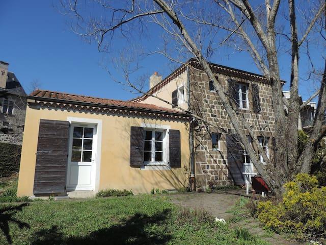 chambre jaune 200 m sect historique - Le Puy-en-Velay - Bed & Breakfast
