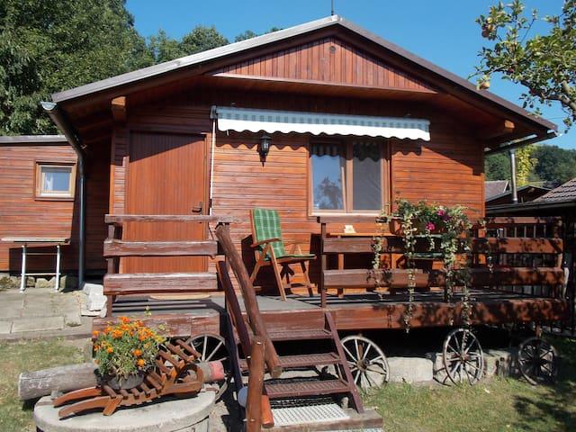 Chalet chez les suisses - Karlovice - Alpstuga