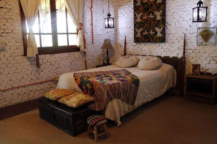 Takuapú Cultural Home, Aregua city - Aregua - Huis