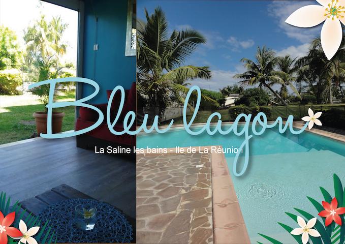 "T1 ""Bleu Lagon"" proche lagon - La Saline-Les-Bains"