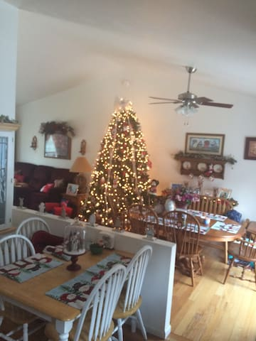 5bd,3br Family home for rent week of inauguration - Severn