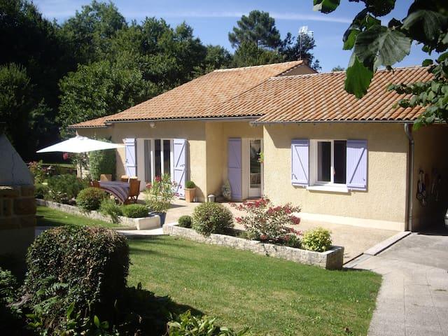 Maison de vacances aux portes de Périgueux - Marsac-sur-l'Isle - Βίλα