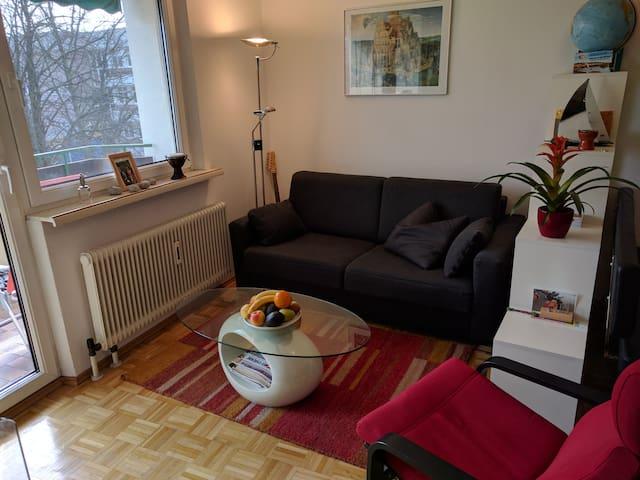 Nice 2 room apartment - Grödig - Daire