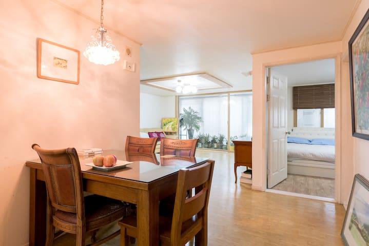 We say so clean & big & luxury room - Gangnam-gu - Appartement
