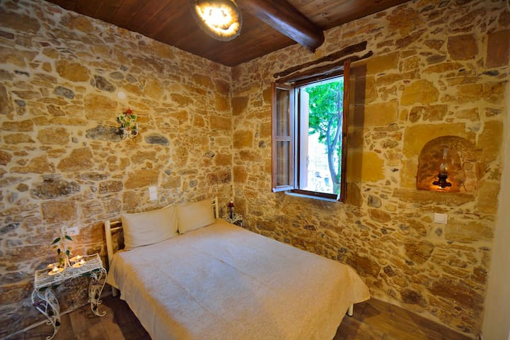 Stone traditional house - Marediana - Daire