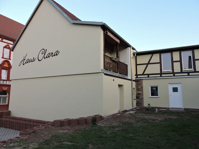 Haus Clara - Weida - 公寓
