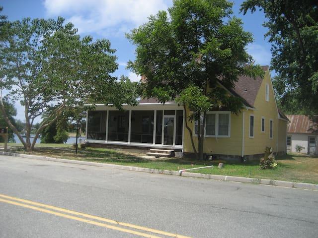 Rappahannock River house - Weems - Haus