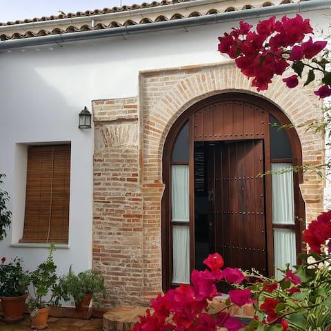 Casa espaciosa en casco histórico de Carmona - Carmona - Huis
