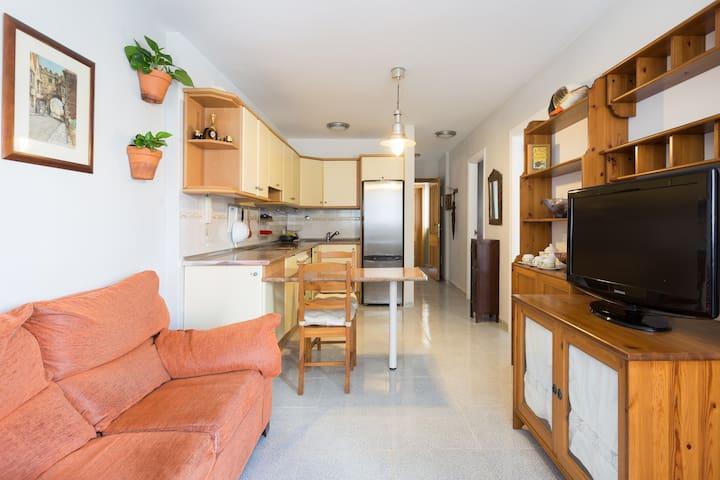 Tenerife sur La Camella piso completo 2 dorm. - Arona - Appartement