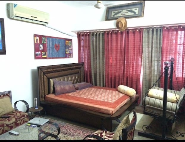 House in the Heart of Chandigarh - Chandigarh - Hus