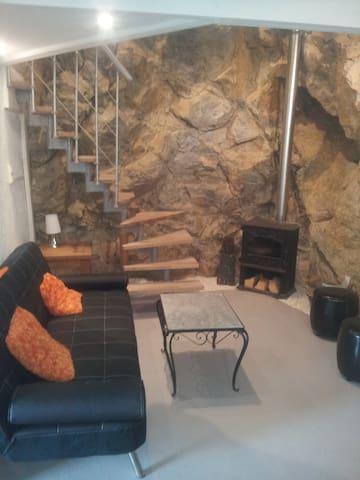 GÎTE DE LA ROCHE CATHARE - Padern - Naturstuga