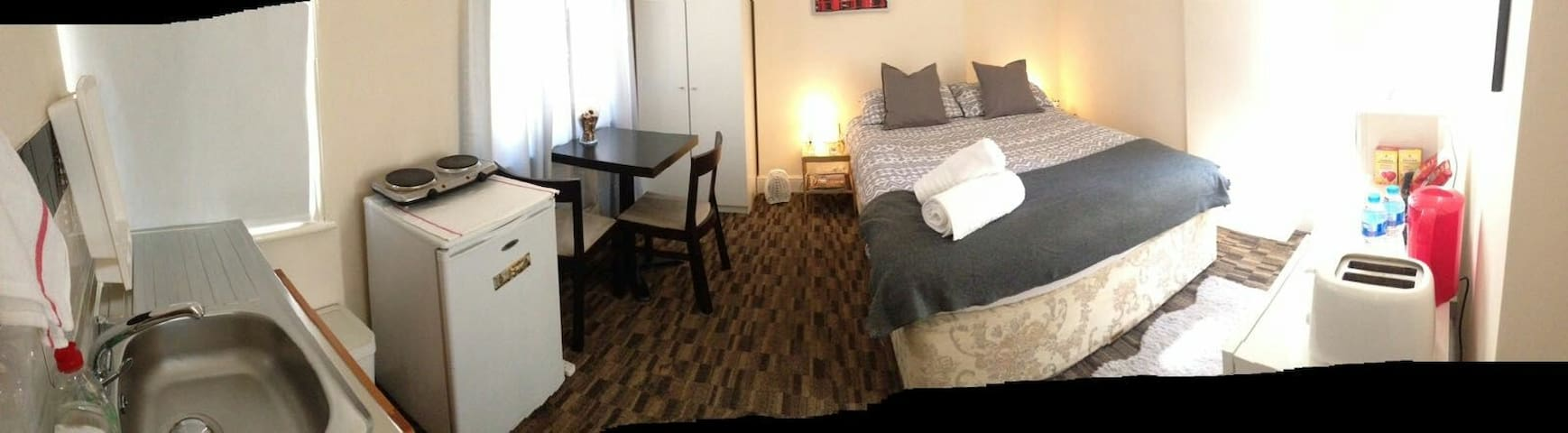 Entire suite flat near Paddington Station - London - Apartmen