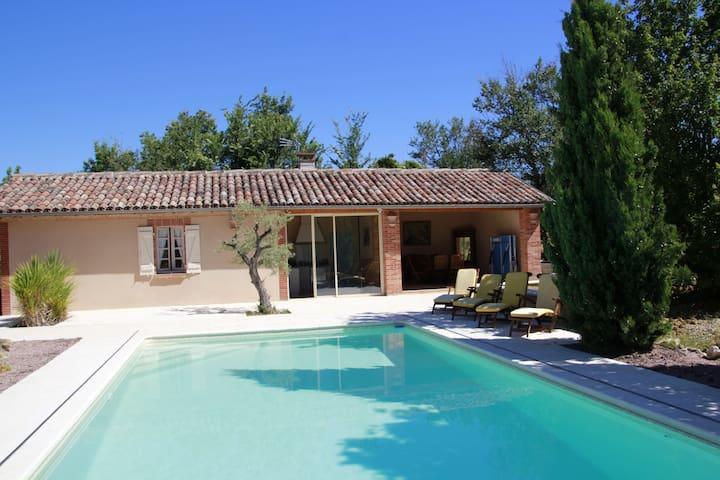 La Grande Borde - L'Isle-Jourdain - Huis