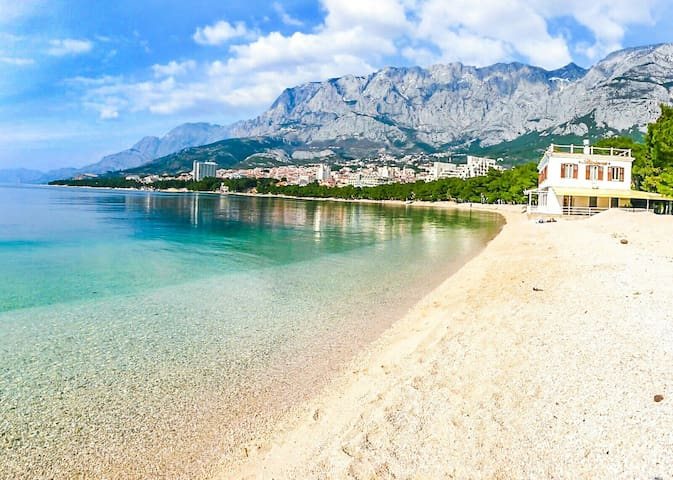 Quiet and relaxing apartment 2+1 - Makarska - Daire