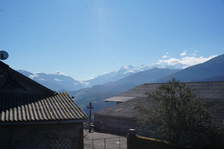 Holiday rental in the Pyrenees - Buzan - Rumah