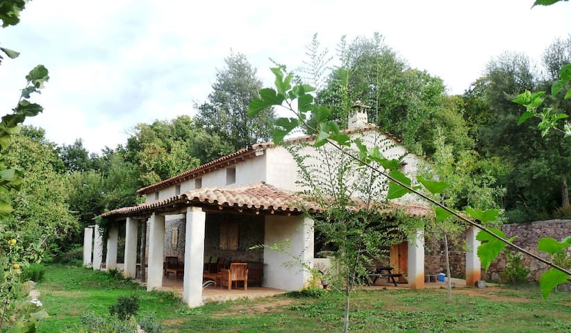 Casa en la Sierra de Aracena, Huelva, Andalucía - Castaño del Robledo - Huis