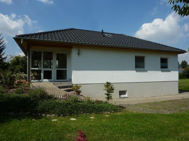 Ferienhaus Harzblick - Osterwieck - Ev