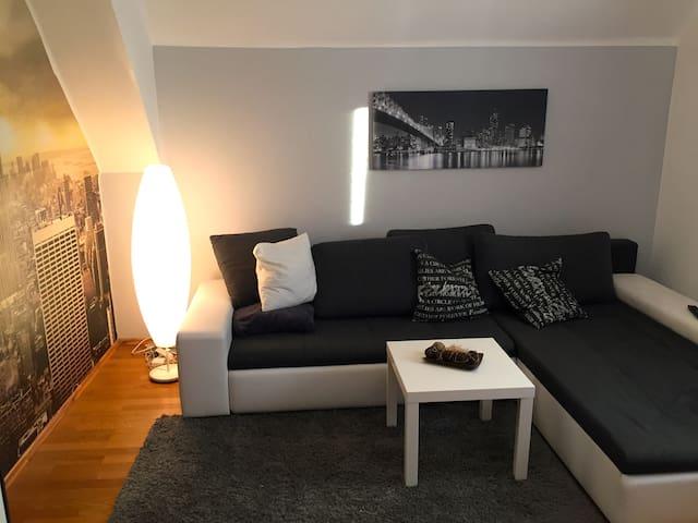 Stadtwohnung im bezaubernden Villach - Villach - Apartament