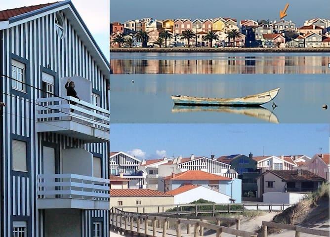 BELLEVIEW.CHARM APARTMENT in COSTA NOVA (PORTUGAL) - Ílhavo, Gafanha da Encarnação - Apartemen