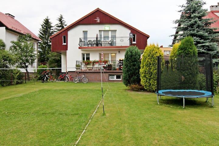 Anmar pokoje - family room - Stronie Śląskie - Appartement