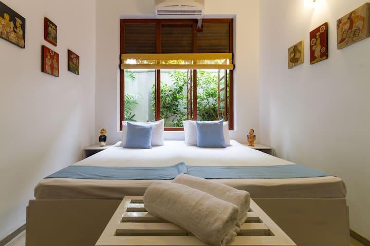 The Little Townhouse - Serendib Room - Colombo - Casa