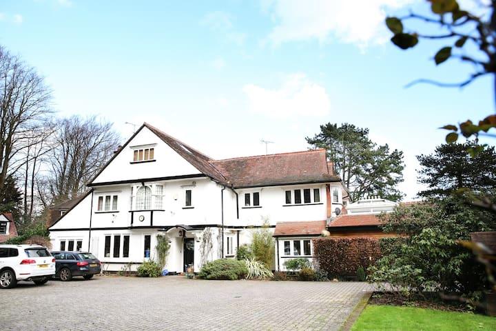 Luxurious Edwardian 6 bed house - Buckinghamshire - Ev
