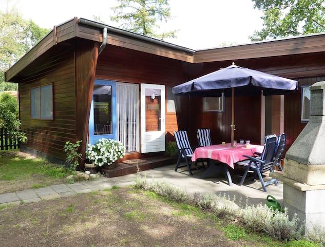 Schoon & comfortabel chalet in Winterswijk - Winterswijk Henxel - Chalé
