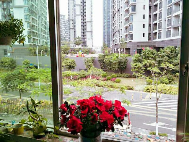 大学城附近的温馨家园,体验回家的感觉! - Shenzhen - Dům