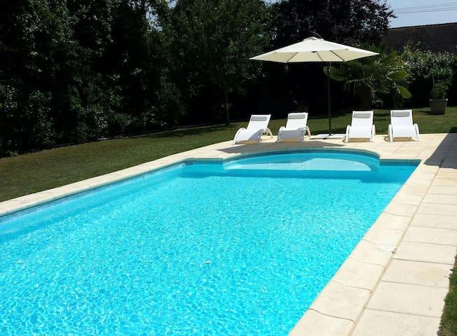 Lascaux Périgord noir et piscine à volonté - Auriac-du-Périgord - Дом