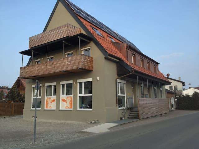 Apartment Alte Molke - Altomünster - Lägenhet