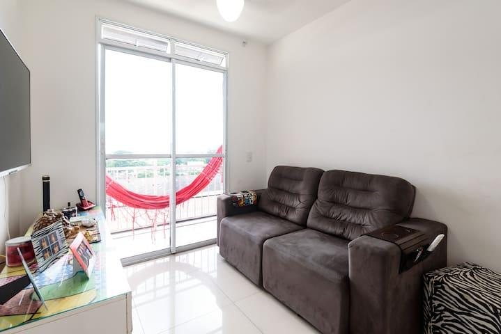 Double Room in RJ - Rio de Janeiro - Appartement