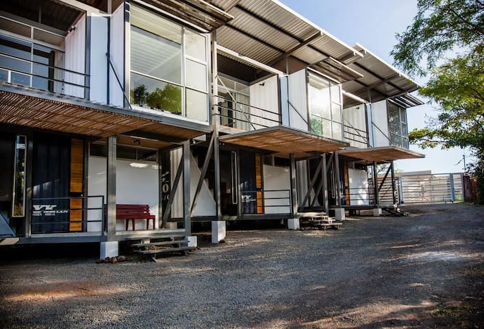 Container Home in San José - Pozos - Appartement