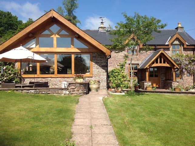 Beech Tree Cottage, Crickhowell. - Ffawyddog - Talo