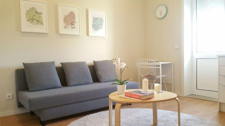 Oporto Studio apartment - Porto - Daire