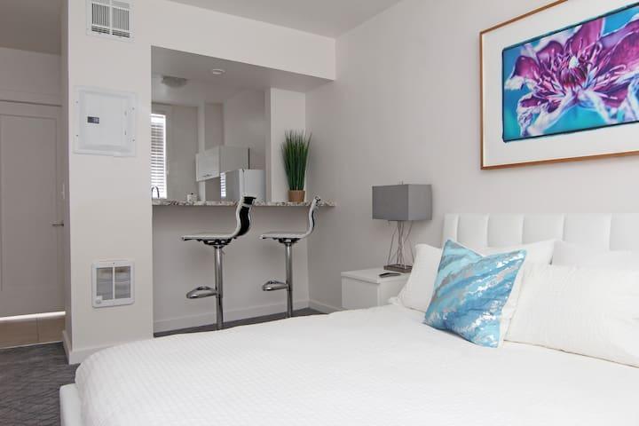 Pure Salt Lake, Outstanding, Cozy 1 Bdrm Suite #9 - Salt Lake City - Departamento