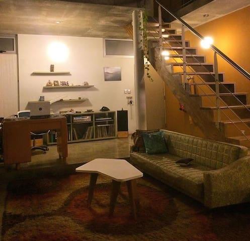 Beautiful and Cozy Loft - Buenos Aires - Vindsvåning