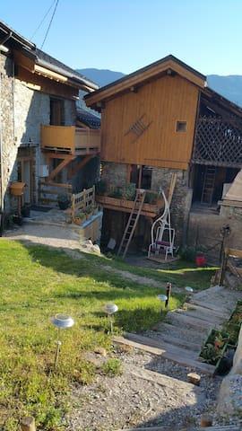 La P´tite Montagny - Montagny - Casa
