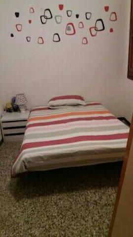 HABITACION DE MATRIMONIO - Alzira