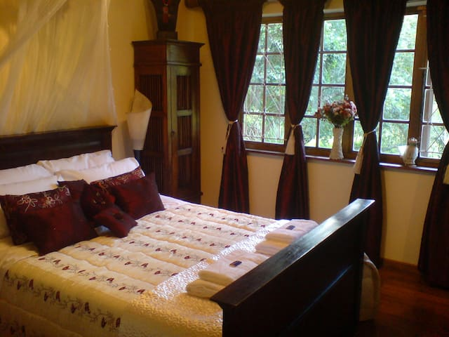 Macnut Farm Standard room 2 - Outer West Durban - Oda + Kahvaltı