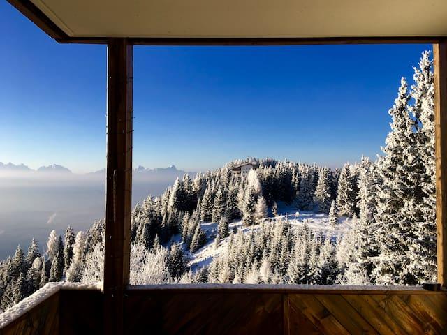 Mountain apartment with a stunning view! Gerlitzen - Treffen am Ossiacher See - Leilighet