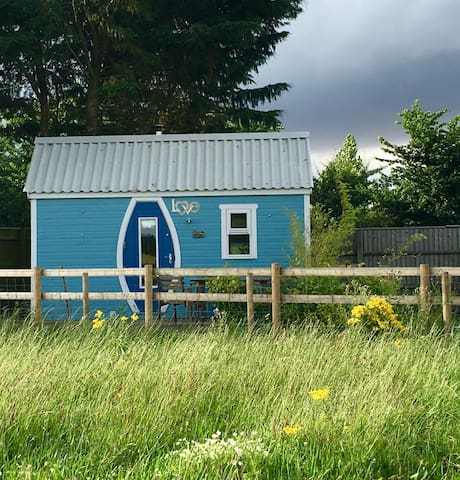 New Forest Heartwood Tiny Home - Fordingbridge