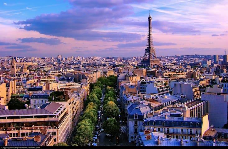 Lovely Studio in the Heart of Paris - Paris
