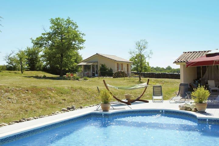 Gite avec piscine Padirac Rocamadour - Padirac - Natur lodge