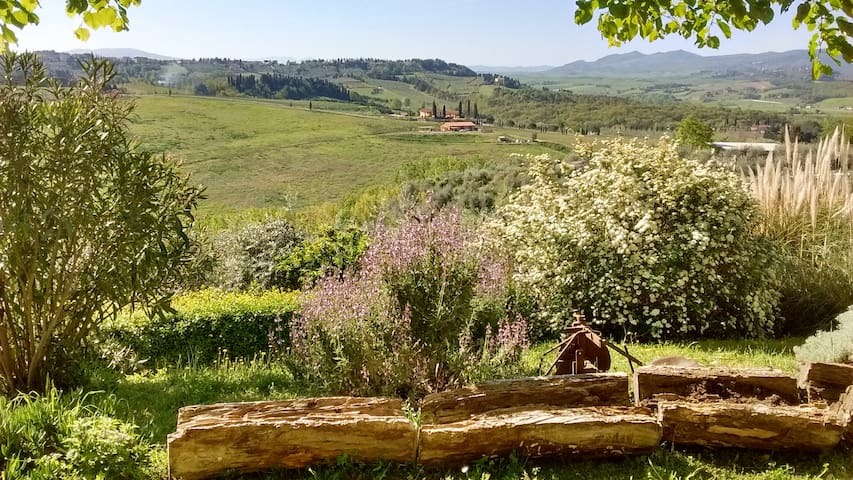 Country house in Tuscany - Montecchio - Appartement