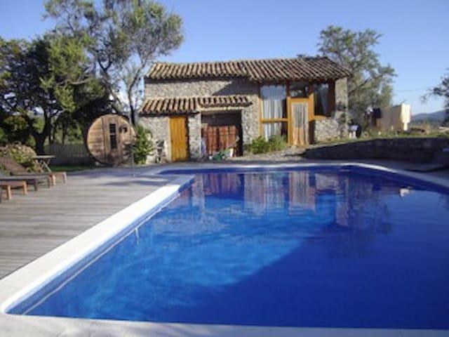 La TEJAR charmante maison familliale, Ainsa Aragon - Huesca - Hus