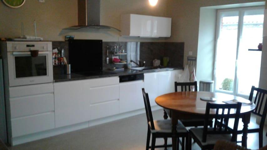 Appartement rénové - saint amans Soult  - Appartement