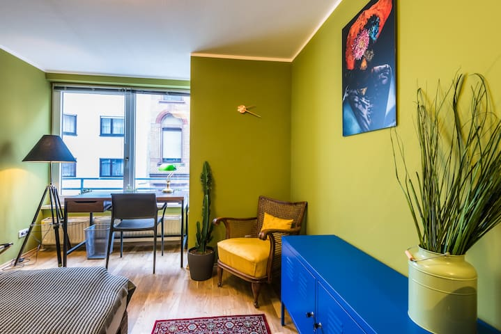 Stay in Style! City Center deluxe flat - Mannheim - Departamento
