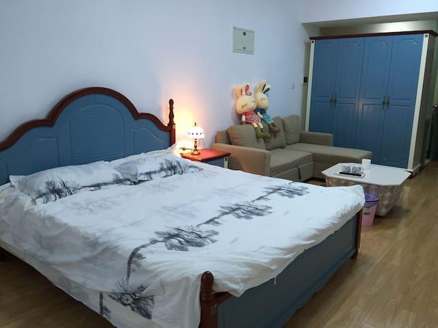 地铁大学城,理工大学前、工商大学后独立地中海风格大一居室 - 北京市 - Dom